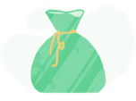 Everhour expenses tracking icon