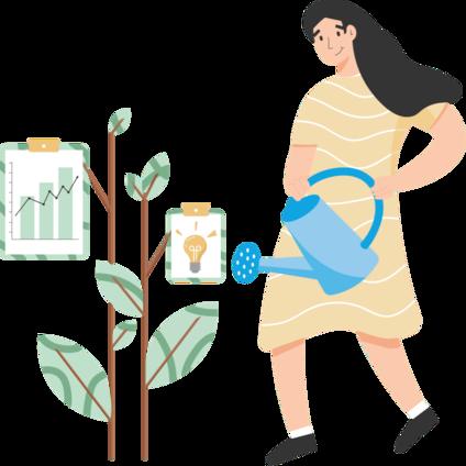 helpful resources illustration
