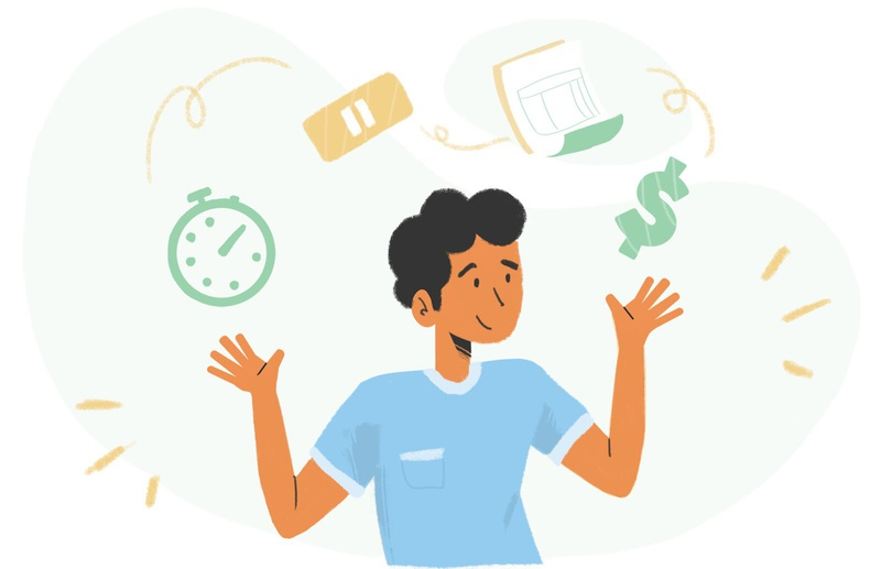 why time tracking matters illustration