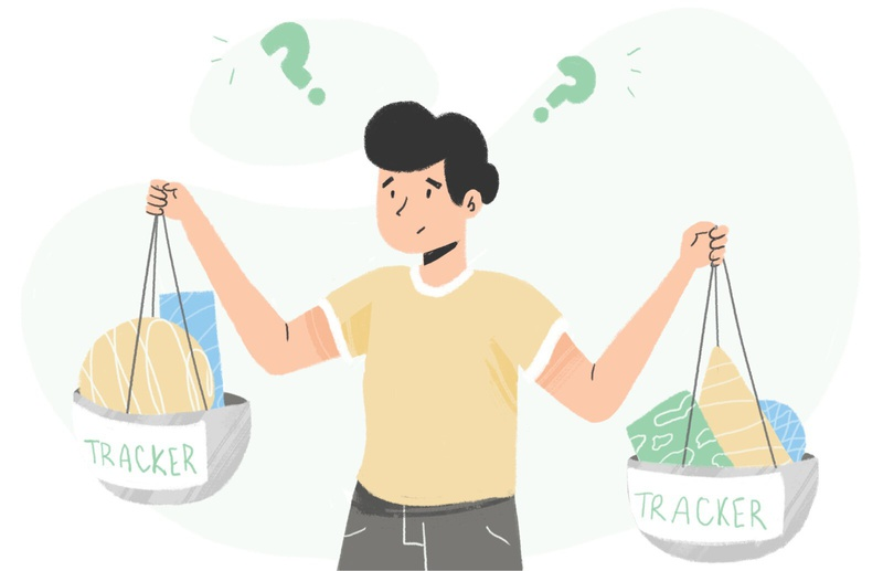 choosing a time tracking software illustration