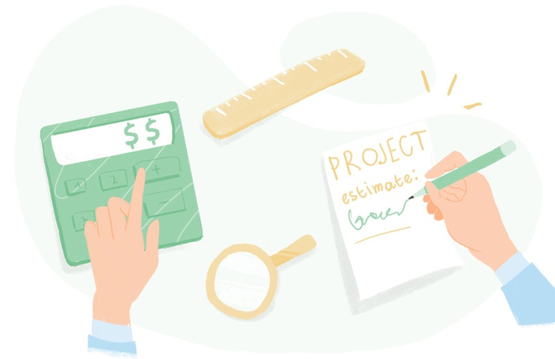 How to estimate projects and get budgets under control
