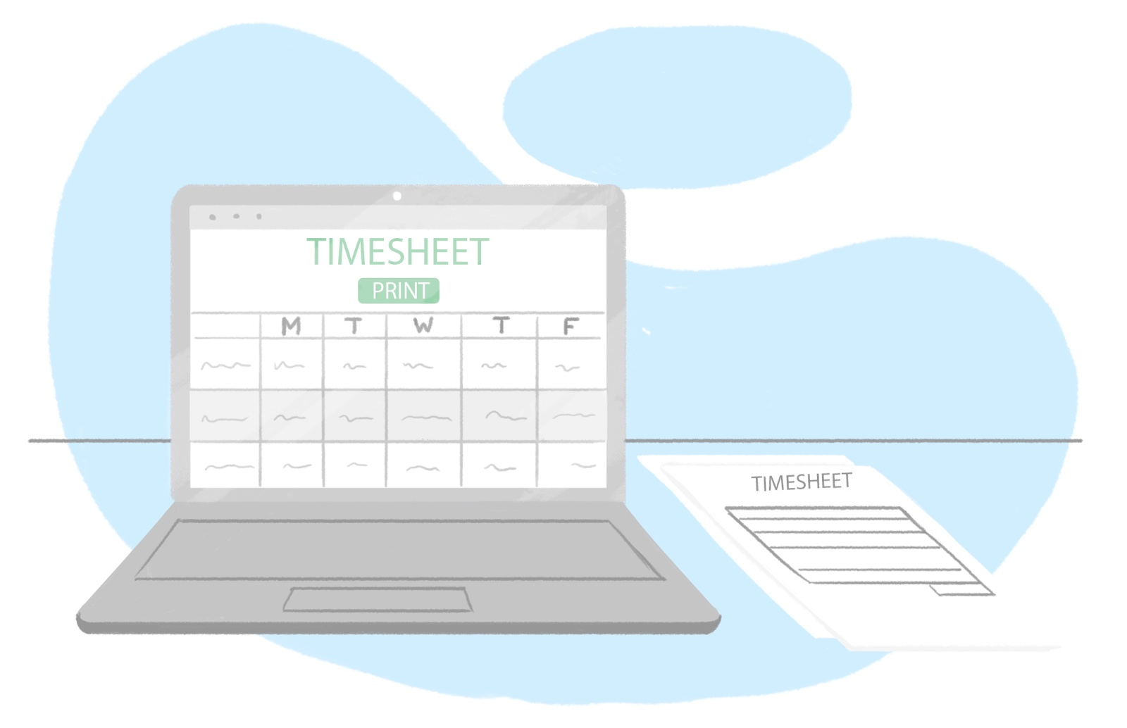 Free Time Card Calculator and Project Timesheet