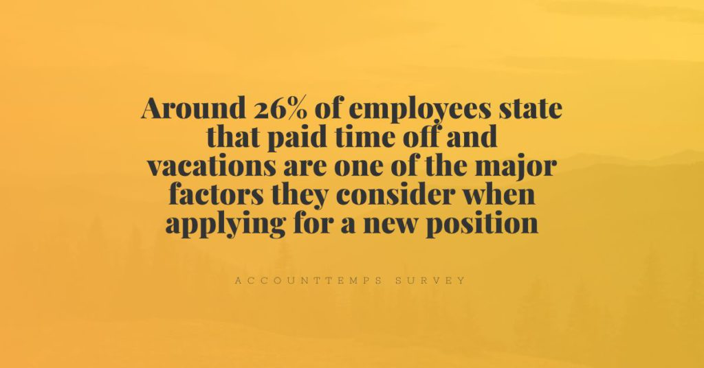 paid time off factors