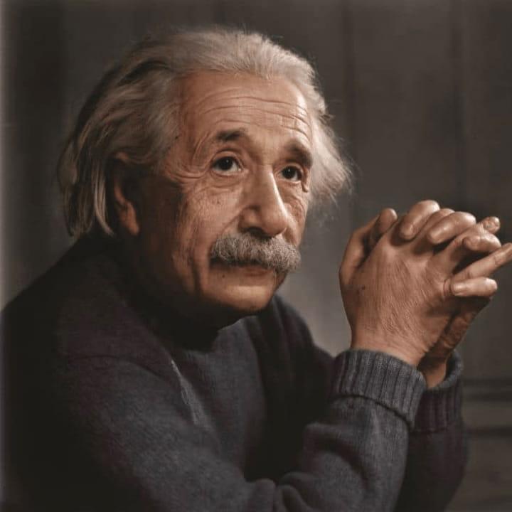 Albert Einstein - quotes about time