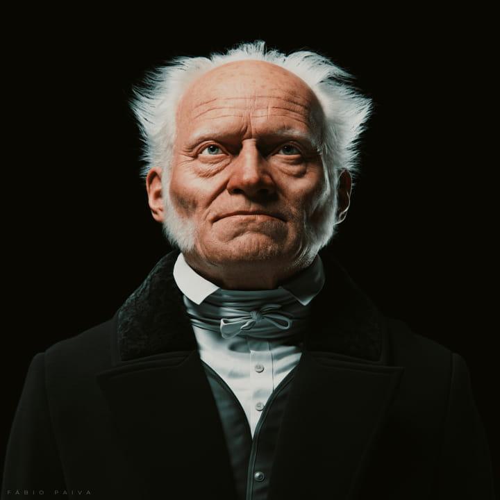 Arthur Schopenhauer - time management quotes