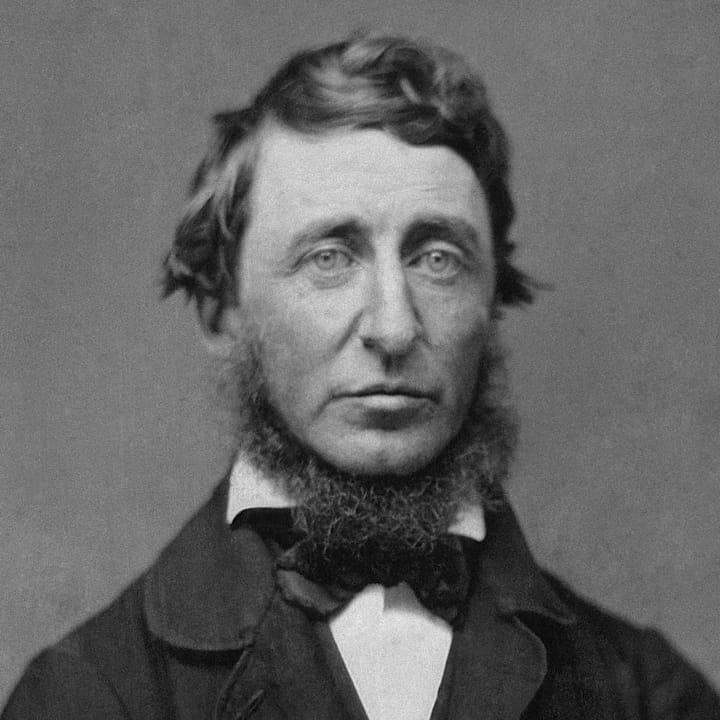 Henry David Thoreau - time management quotes