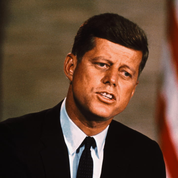 John F. Kennedy (Time Management Quotes)