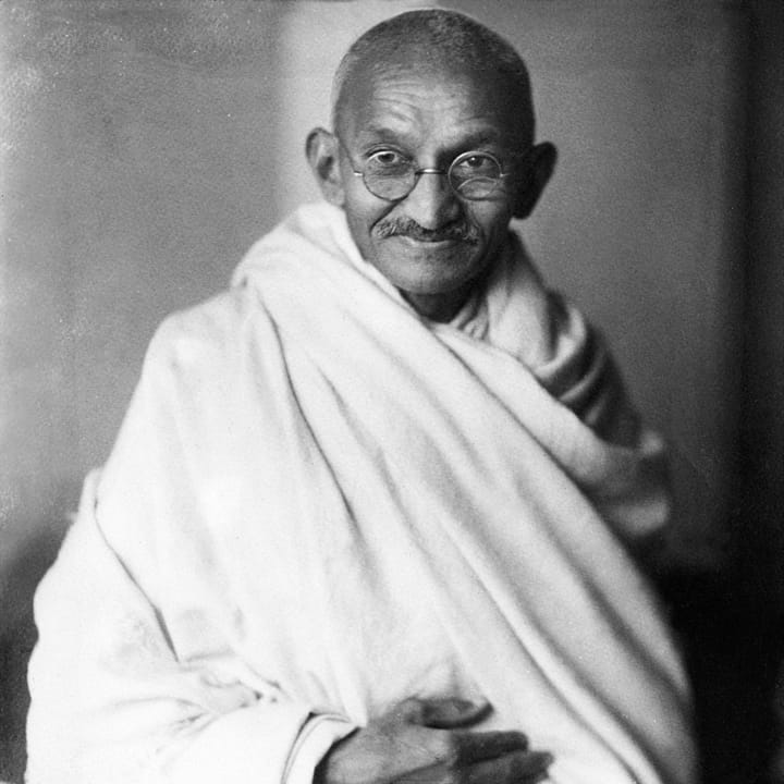 Mahatma Gandhi - quotes about time