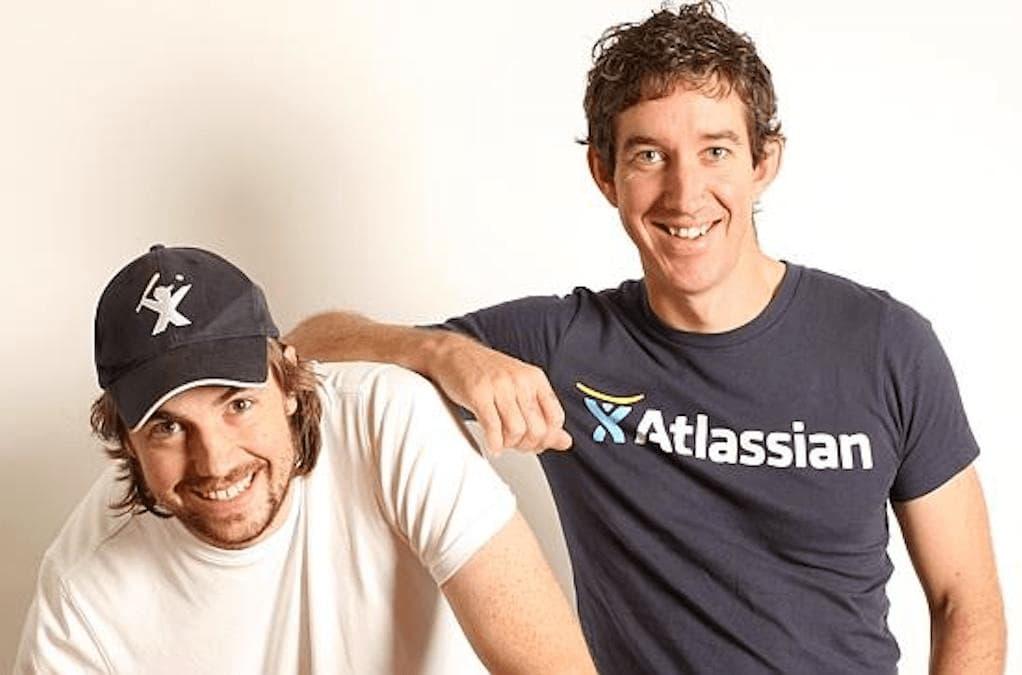 Jira project management - Atlassian founders