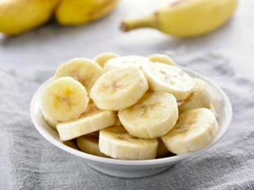 Brain Food Snacks - Bananas