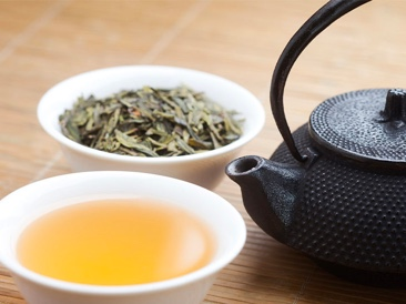 Brain Food Snacks - Green tea