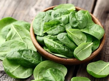 Brain Food Snacks - Leafy greens