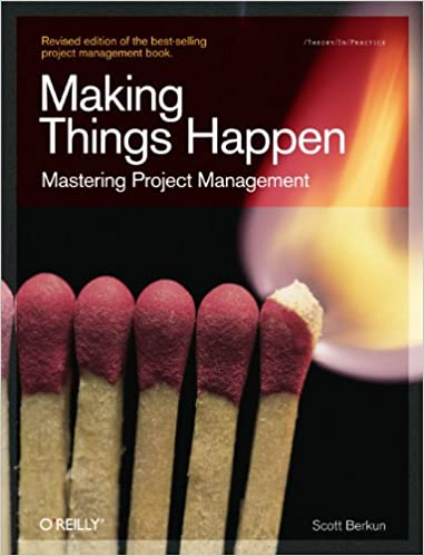 Best Project Management Books -Making Things Happen