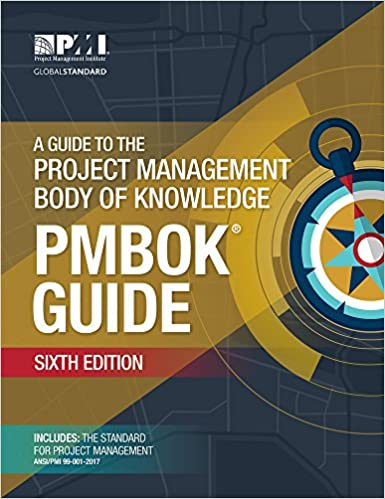Best Project Management Books - PMBOK GUIDE