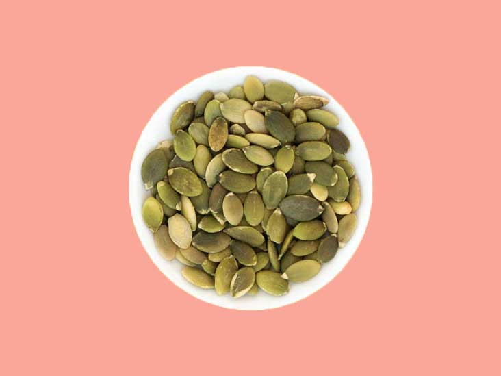Brain Food Snacks - Pumpkin seeds