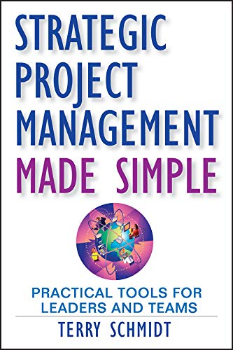 Best Project Management Books -Strategic Project Management Made Simple