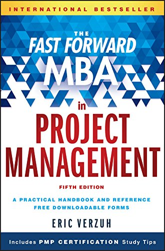 Best Project Management Books - The Fast Forward MBA in Project Management