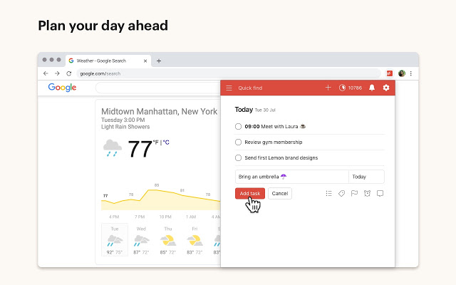 Best Chrome Extensions - Todoist