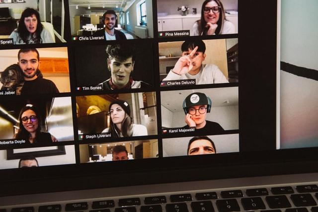virtual meeting etiquette - ice breakers