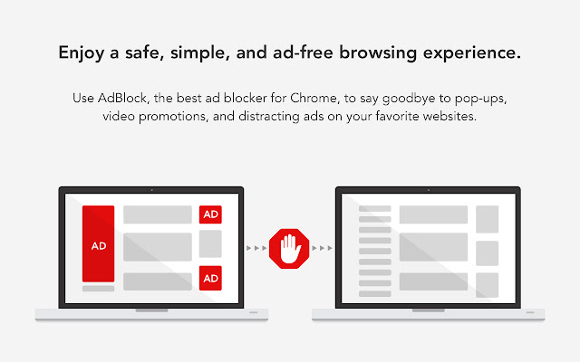 Best Chrome Extensions- Adblock