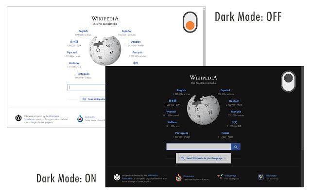 Best Chrome Extensions - Dark Mode