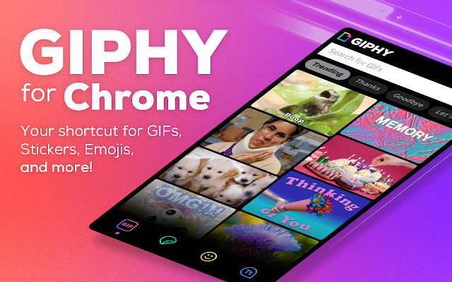 Best Chrome Extensions - GIPHY for Chrome