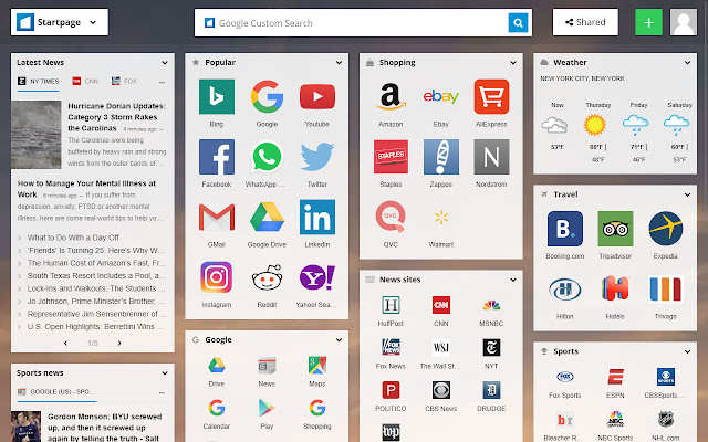 Best Chrome Extensions - Startme