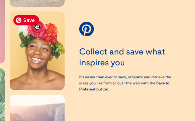 Best Chrome Extensions - Pinterest Save Button