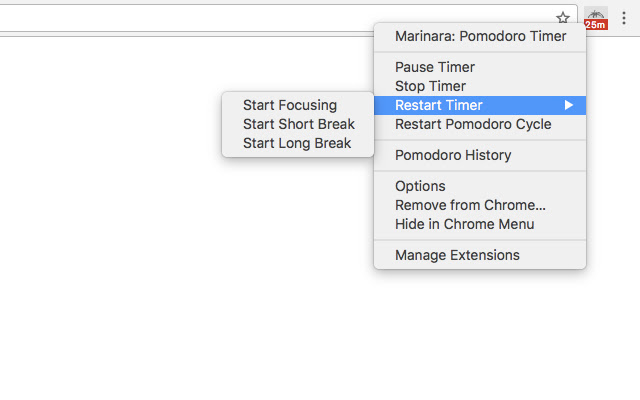 Best Chrome Extensions  - Pomodoro