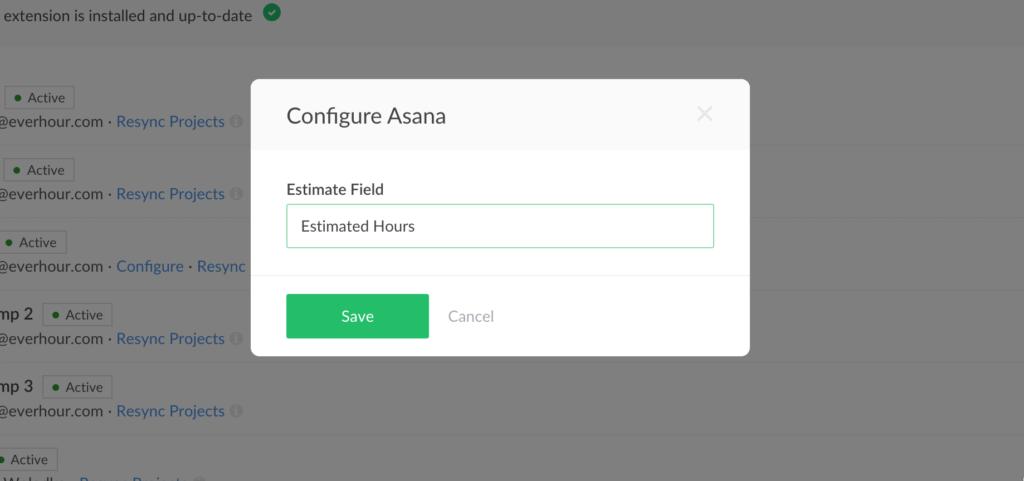 everhour levels up its task estimates b-sync with asana